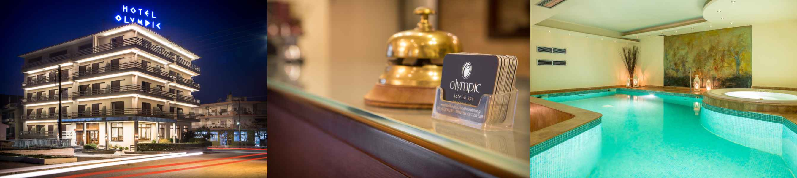 Hotel Olympic & SPA